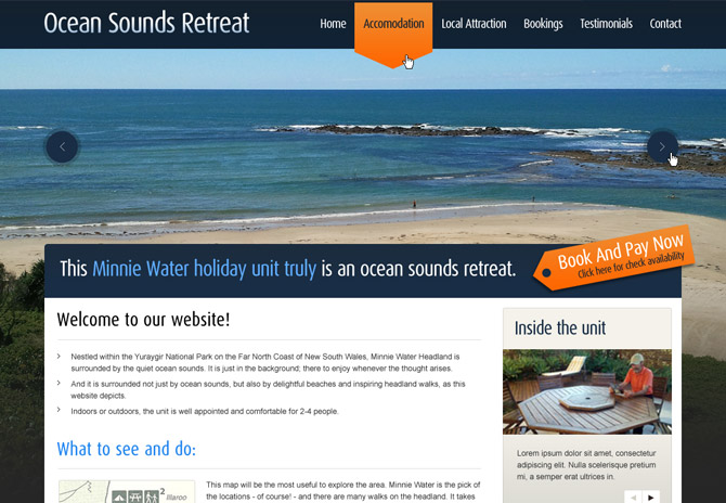 OCEAN SOUND RETREAT